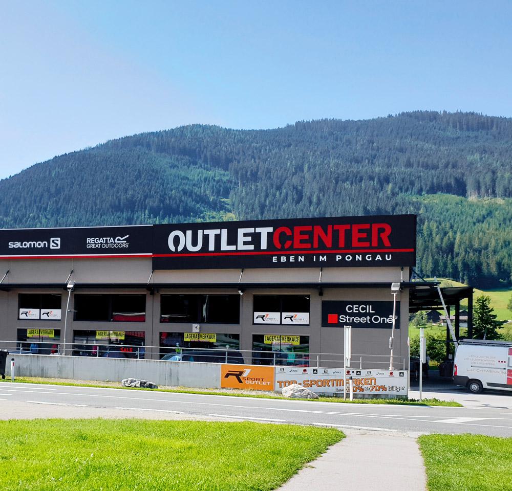 Outlet Center Österreich Salzburg