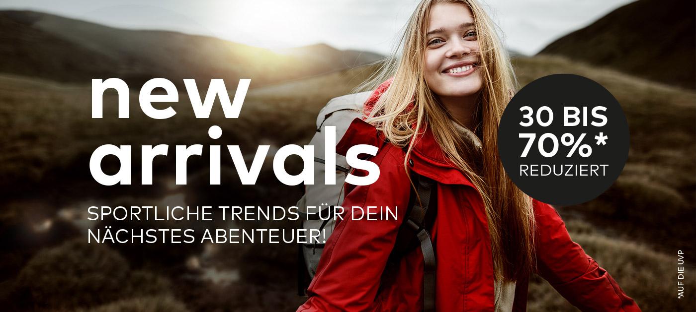 New Arrivals Designer Outlet Salzburg