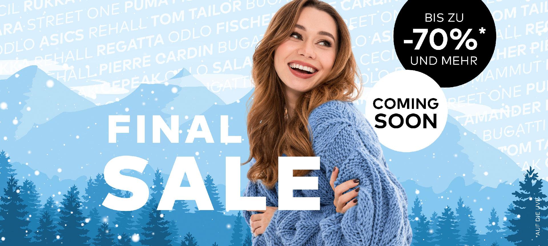 Sale Outlet Center Eben S