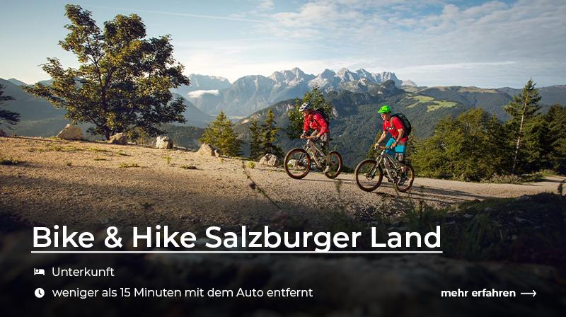 Bike Hike Salzburger Land