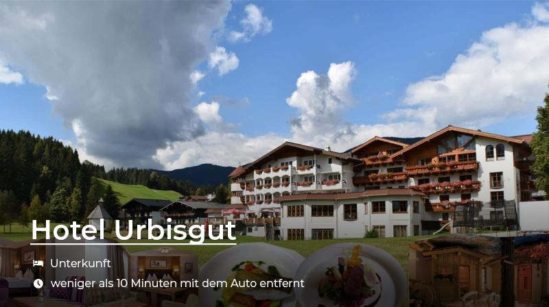 Hotel Urbisgut Salzburger Land