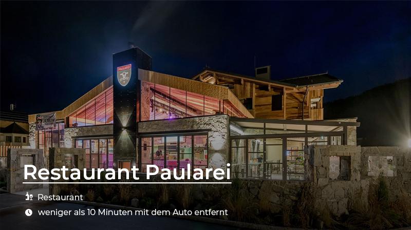 Restaurant Paularei Flachau