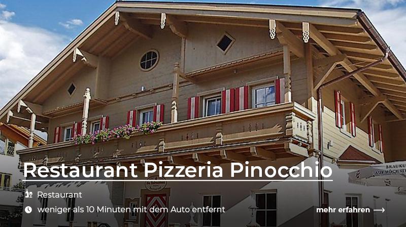Pizzeria Pinocchio Outlet